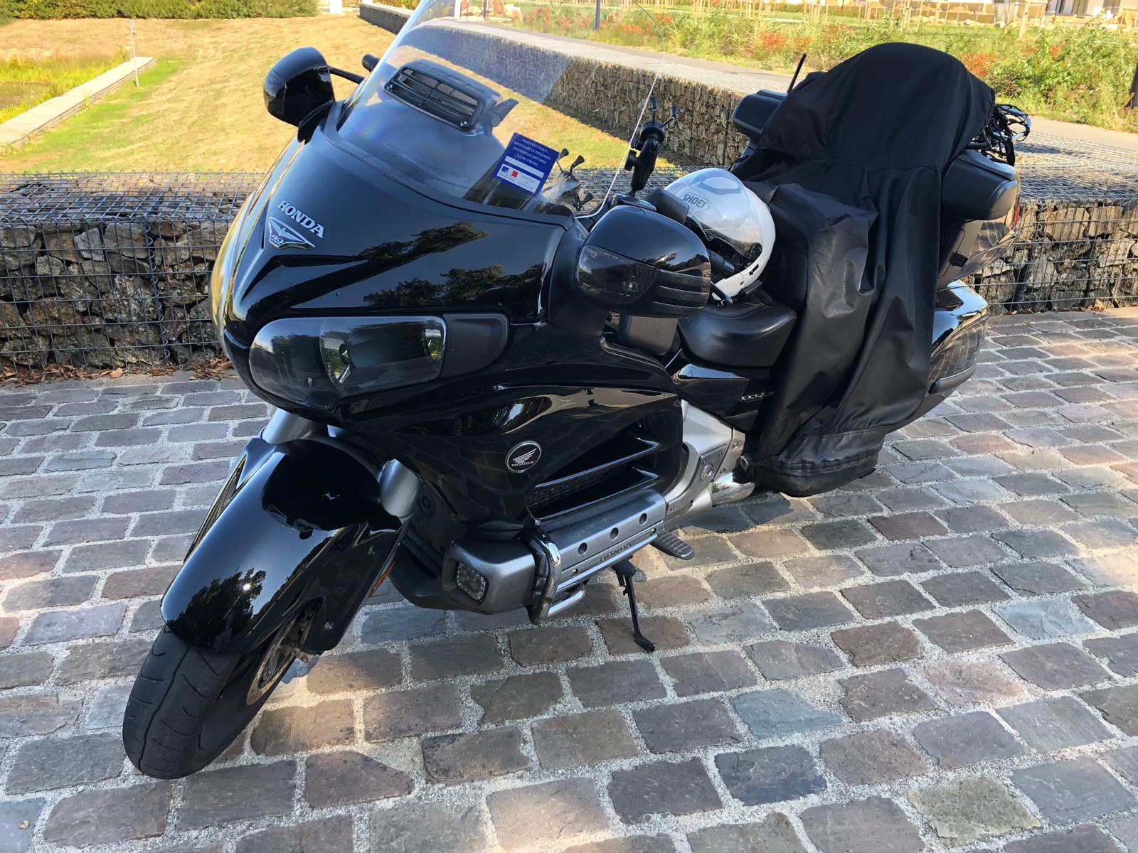 Taxi en Moto sur Paris