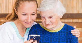 solution de téléalarme pour personnes âgées