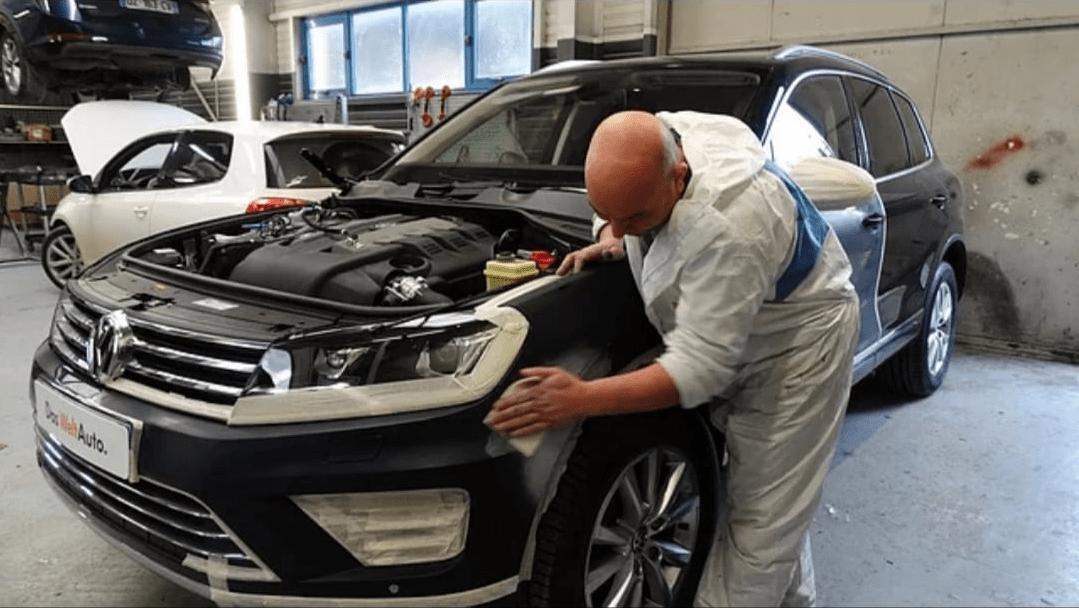 garage réparation auto à Montreuil