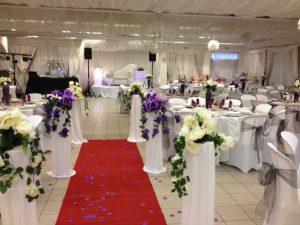reserver une salle de mariage dans le Rhone