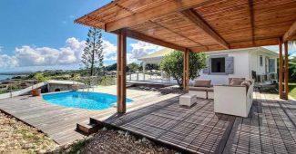location villa de vacances en Guadeloupe