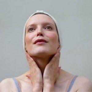 yoga du visage – gymnastique faciale