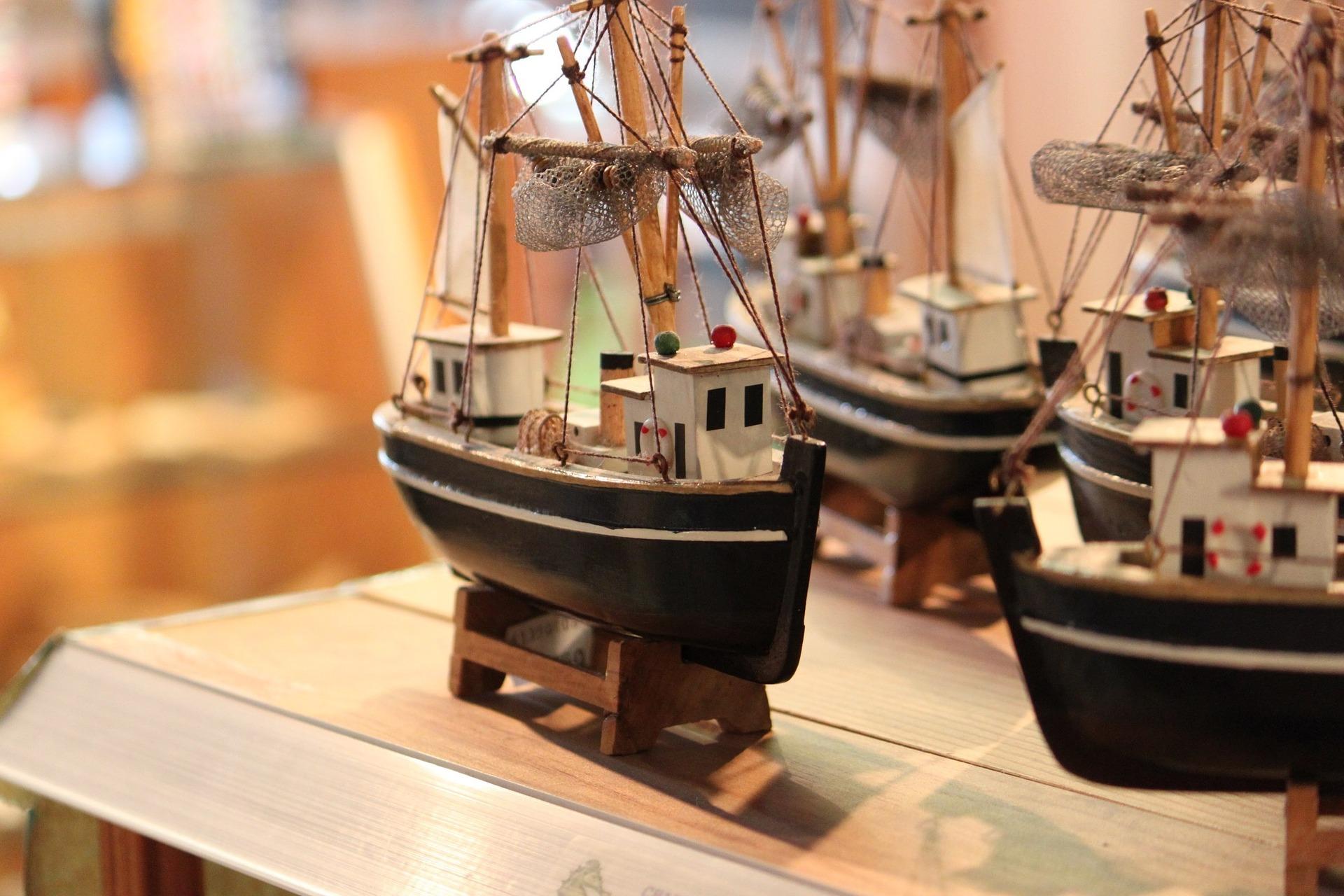Comment réaliser une maquette de bateau