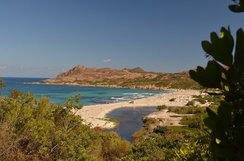 trésor de la Corse