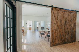 fabriquer une porte coulissante
